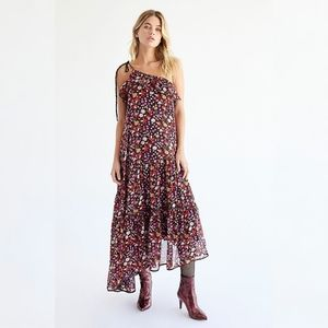 NEW Free People Floral Head Over Heels Dress